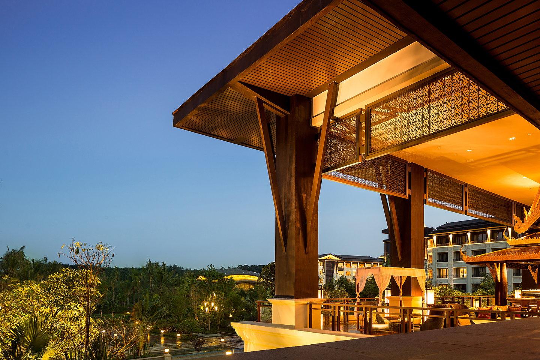 Hilton doubletree resort yunnan by oad 03