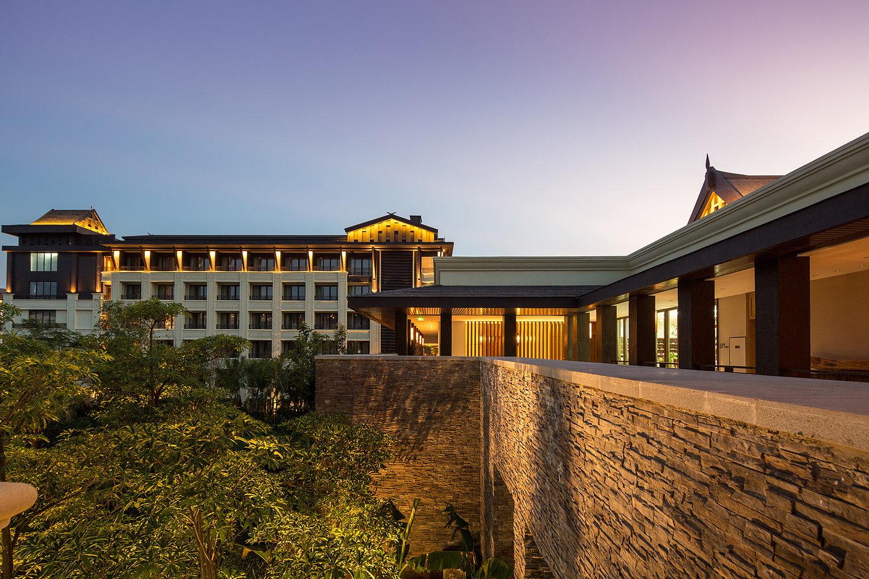 Hilton doubletree resort yunnan by oad 04