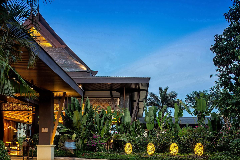 Hilton doubletree resort yunnan by oad 06