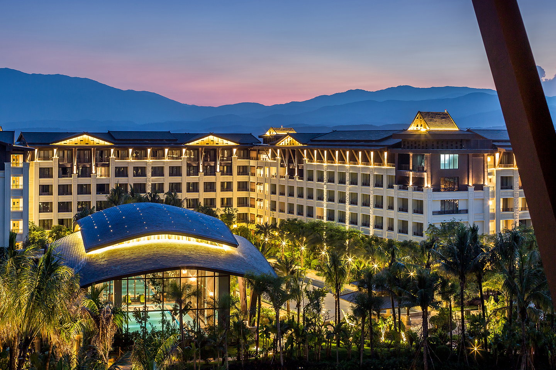 Hilton doubletree resort yunnan by oad 07