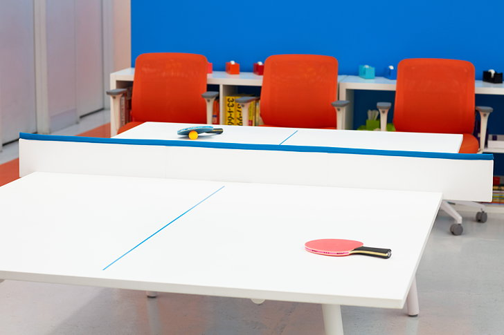 Poppin S Fresh Take On The New Conference Room Table