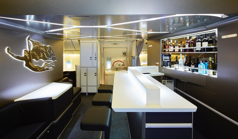 Virgin Australia New Business Class Cabin 07