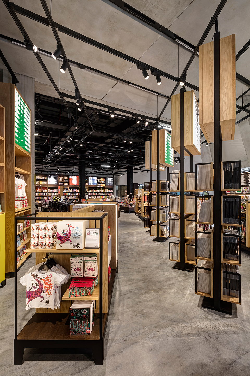 Uxus Designs New Tate Modern Retail Space