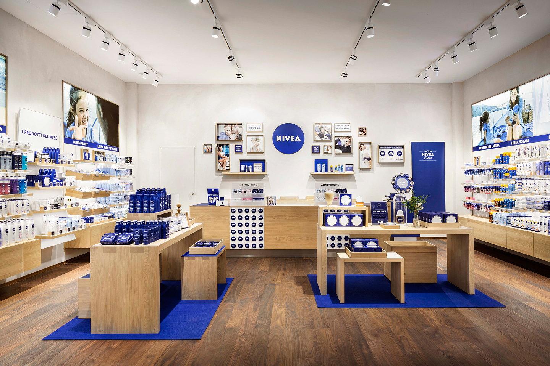 Matteo Thun Amp Partners Designs The First Nivea Shop