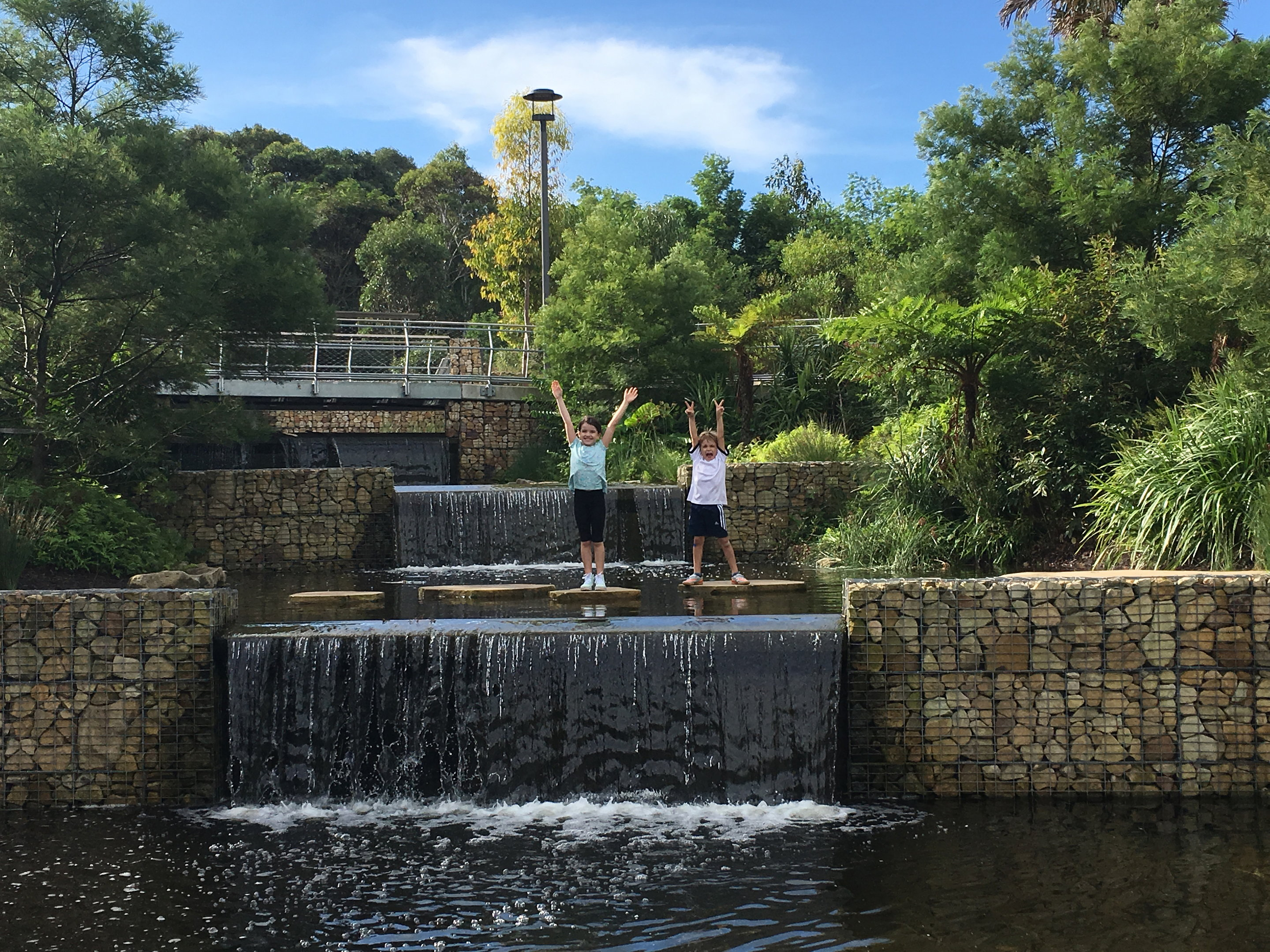 Sydney Park Water ReUse Project