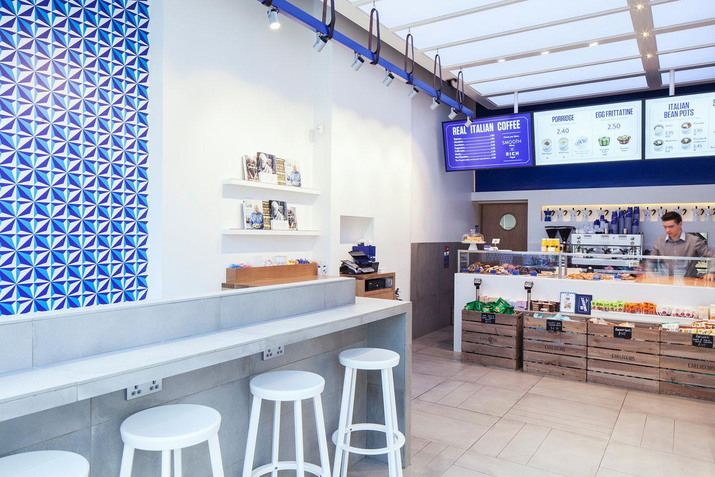 Designer Interiors Tottenham Court Road