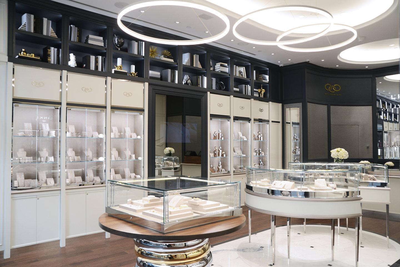 Sheridan co creates new retail interior design for links for Interior companies london