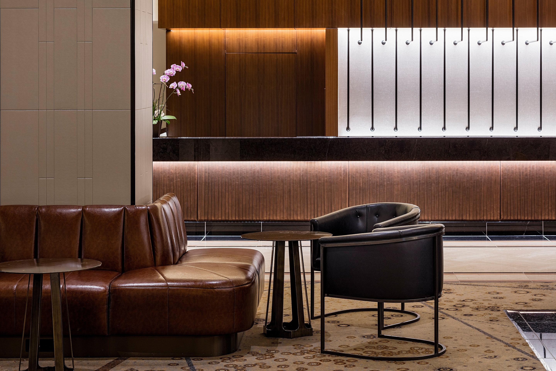 Indidesign Renovates Hilton San Francisco Union Square