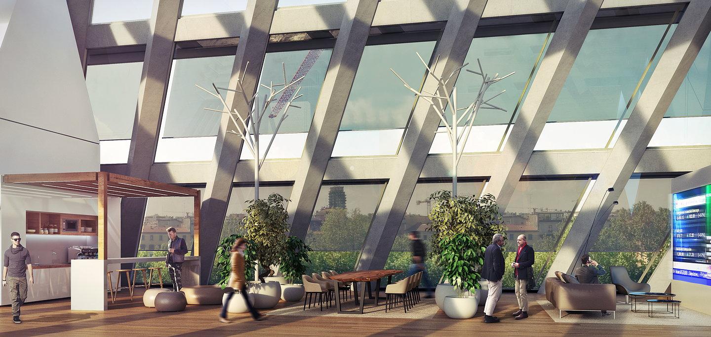 DEGW Designs Interiors for New Microsoft Italia HQ