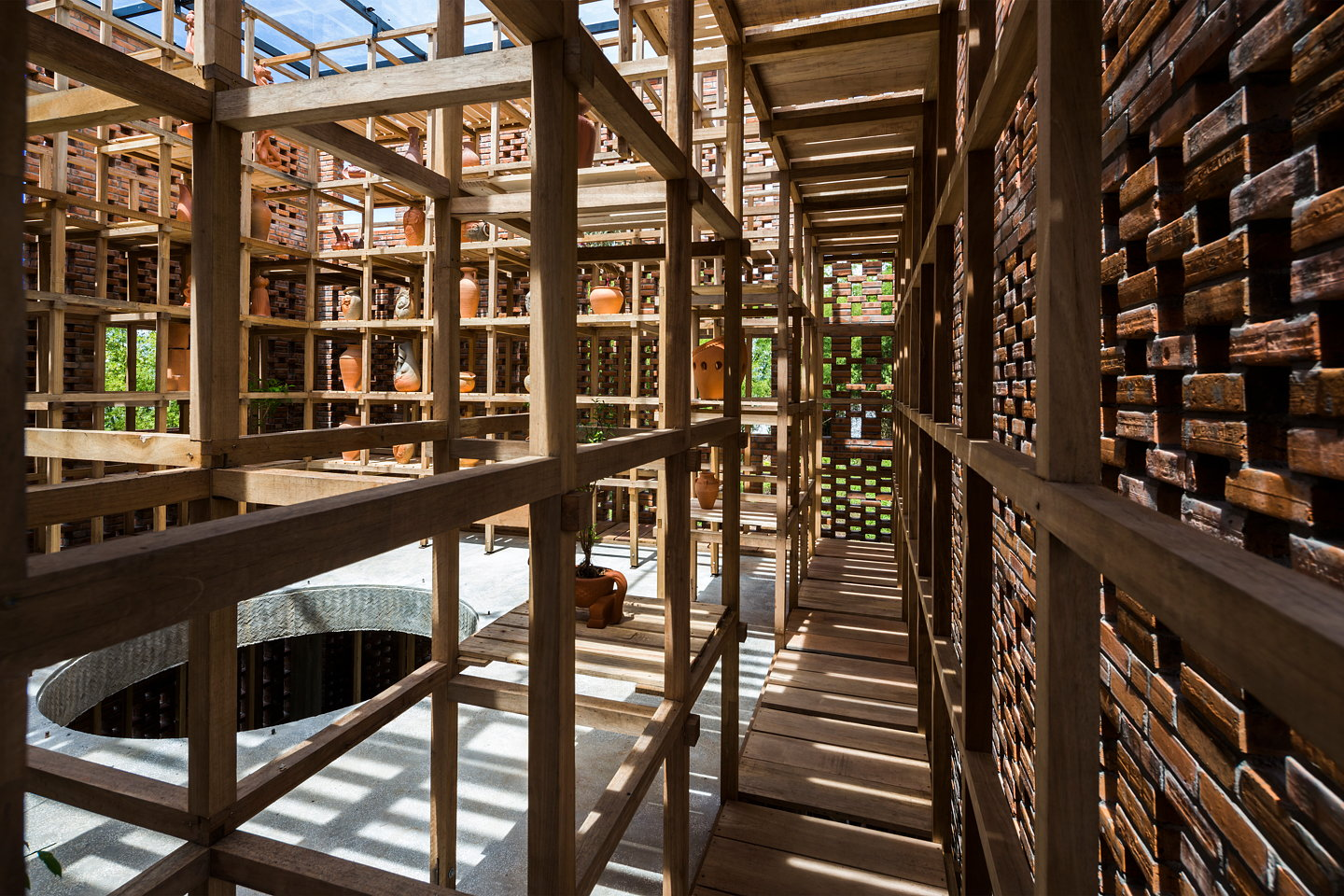 The Terra Cotta Studio by Tropical Space