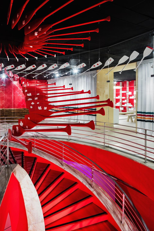 Yabu Pushelberg Designs Canada Olympic House For Rio 2016
