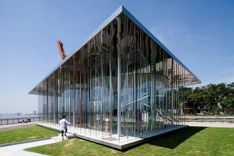 The Cloud Pavilion By Schmidt Hammer Lassen Architects