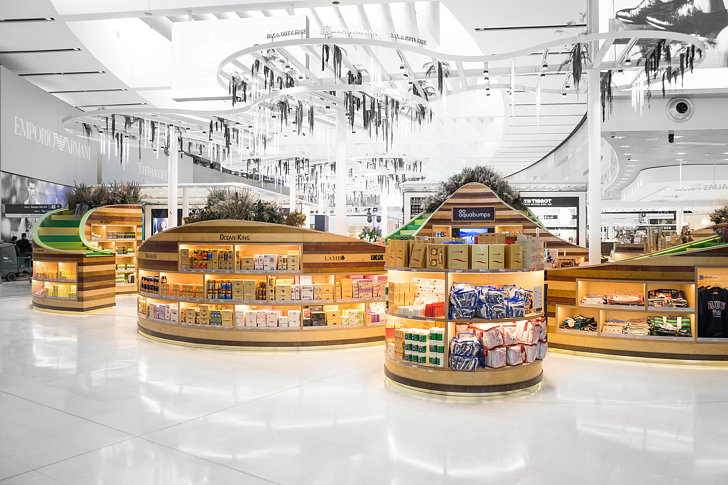 Sydney Airport Regionals Duty Free By Lava