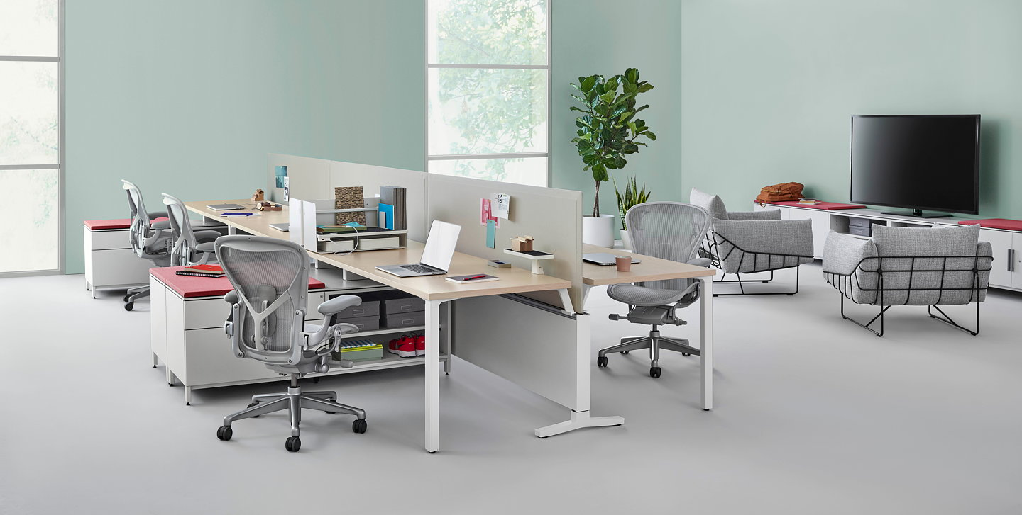 Herman Miller Launches New Aeron Chair