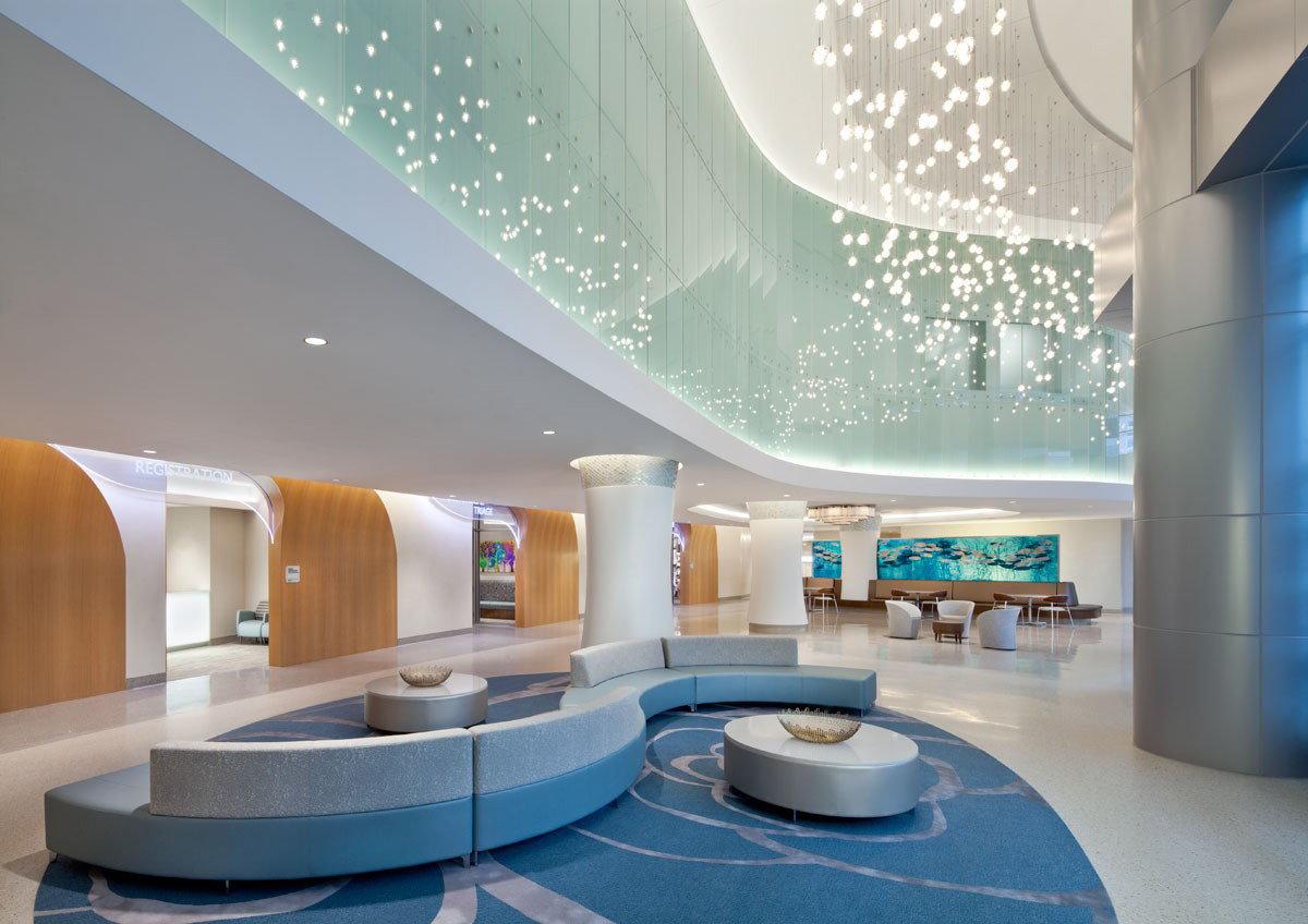 Iida announces 5th annual healthcare interior design best for Interior clinic design