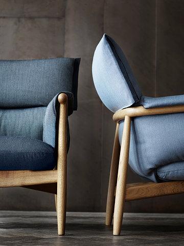 Carl Hansen Amp Son Unveils Embrace Lounge Chair