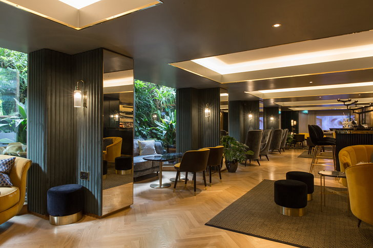 Kinnersley kent design redesigns athenaeum hotel residences - Signature interiors and design kent ...