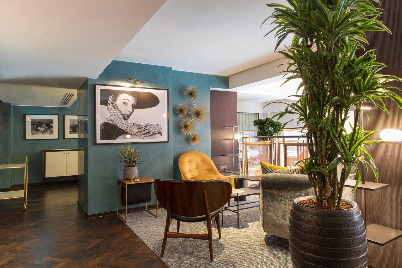 Kinnersley Kent Design Redesigns Athenaeum Hotel Amp Residences