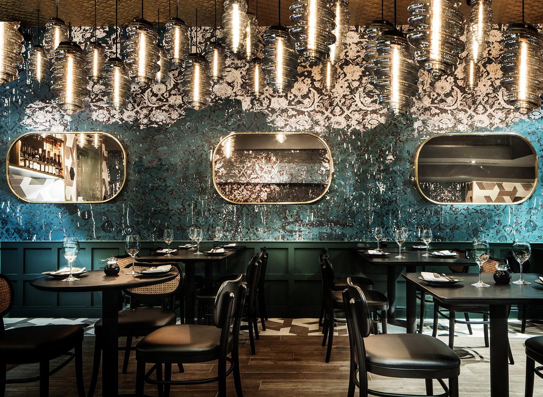 Emma maxwell designs revolutionary french restaurant in