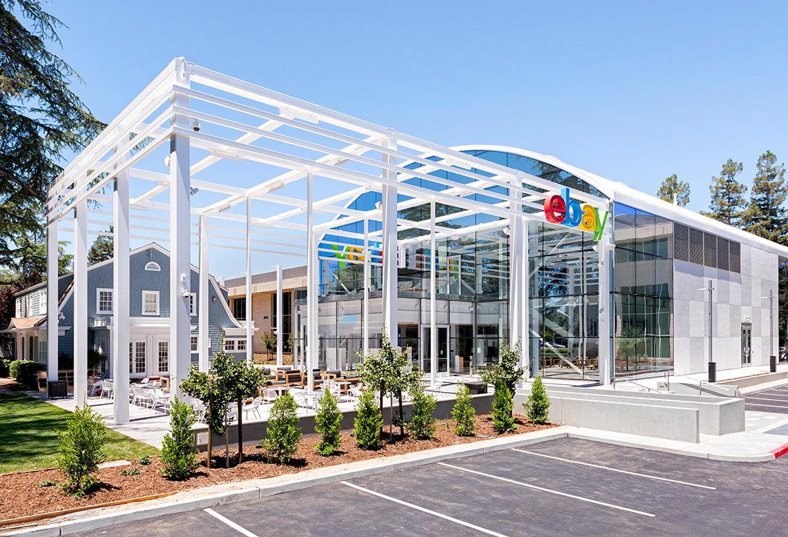 Main Street at eBay Headquarters by ESI Design