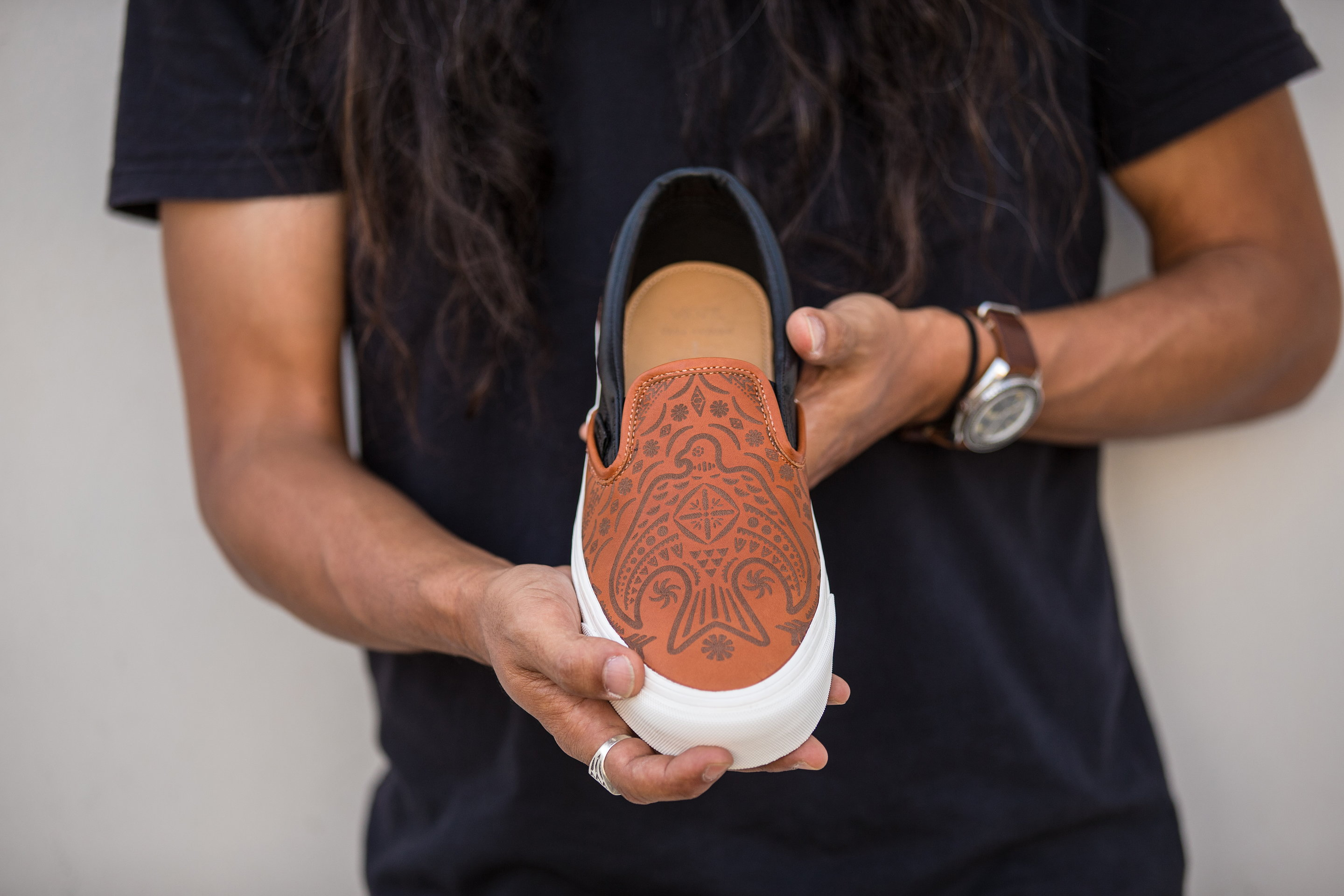 Brooks England x Vault by Vans Collection
