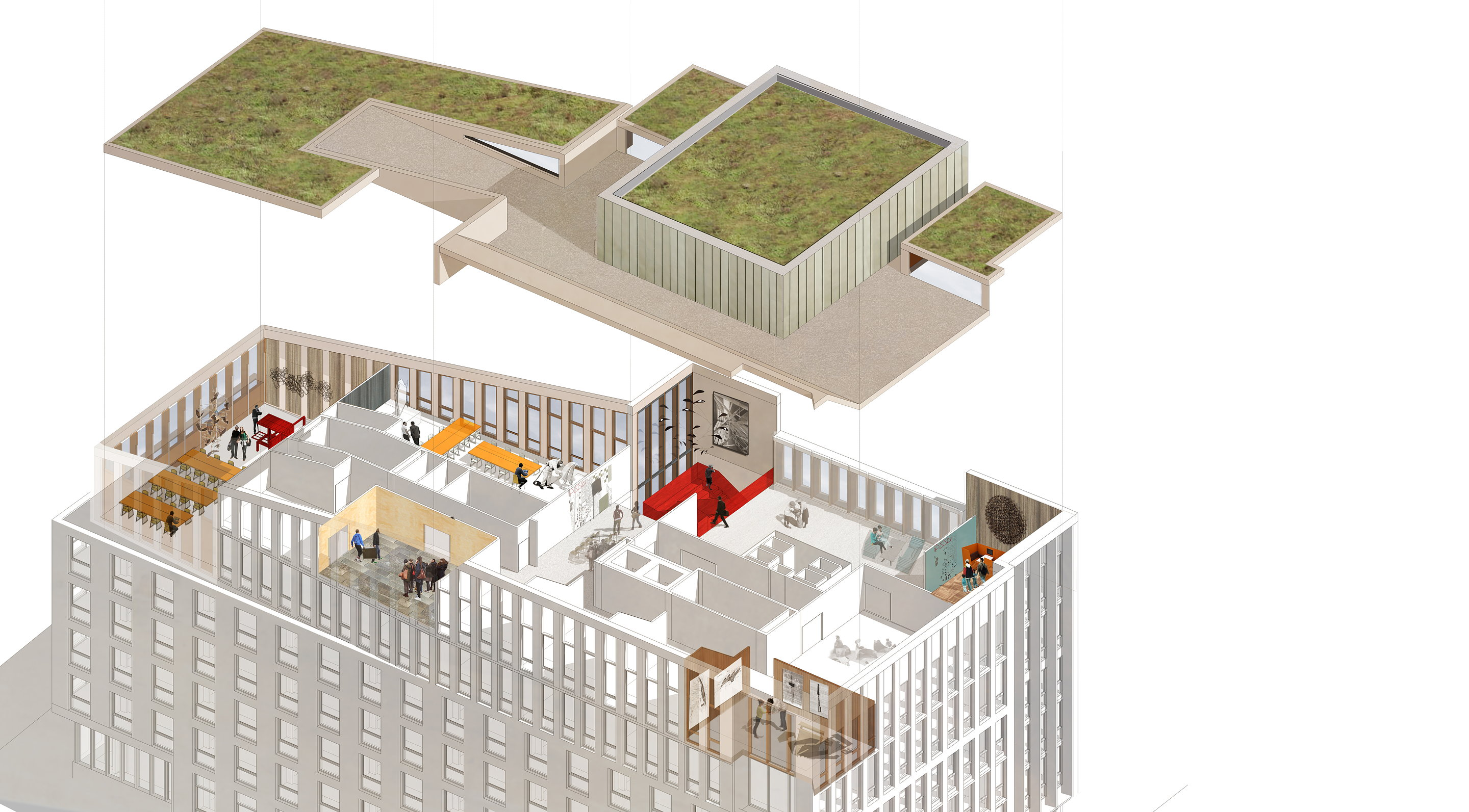 Hawkins Brown Unveils New Central London Hq For The Ucl Bartlett School Of Architecture