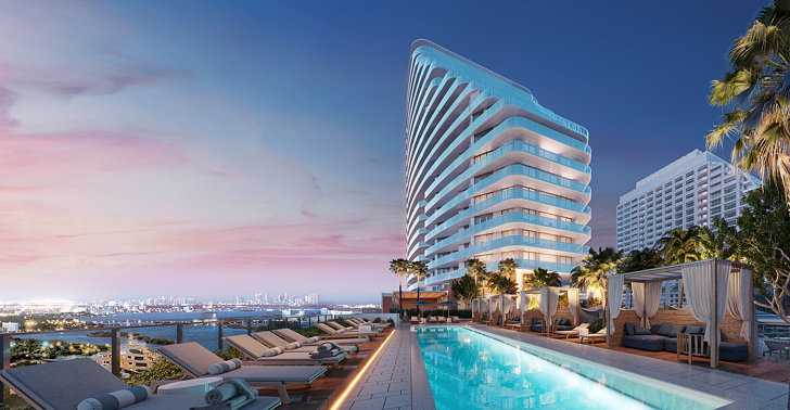Four Seasons Private Residences Fort Lauderdale 01