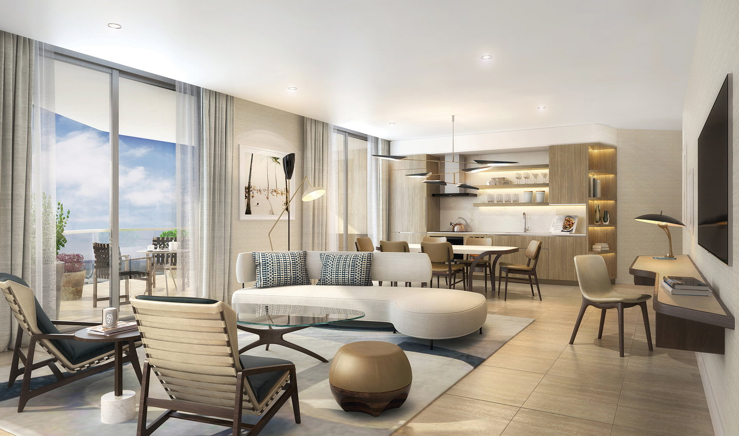 BMW Fort Lauderdale >> Kobi Karp Designs Nautical Project in Yachting Capital of ...