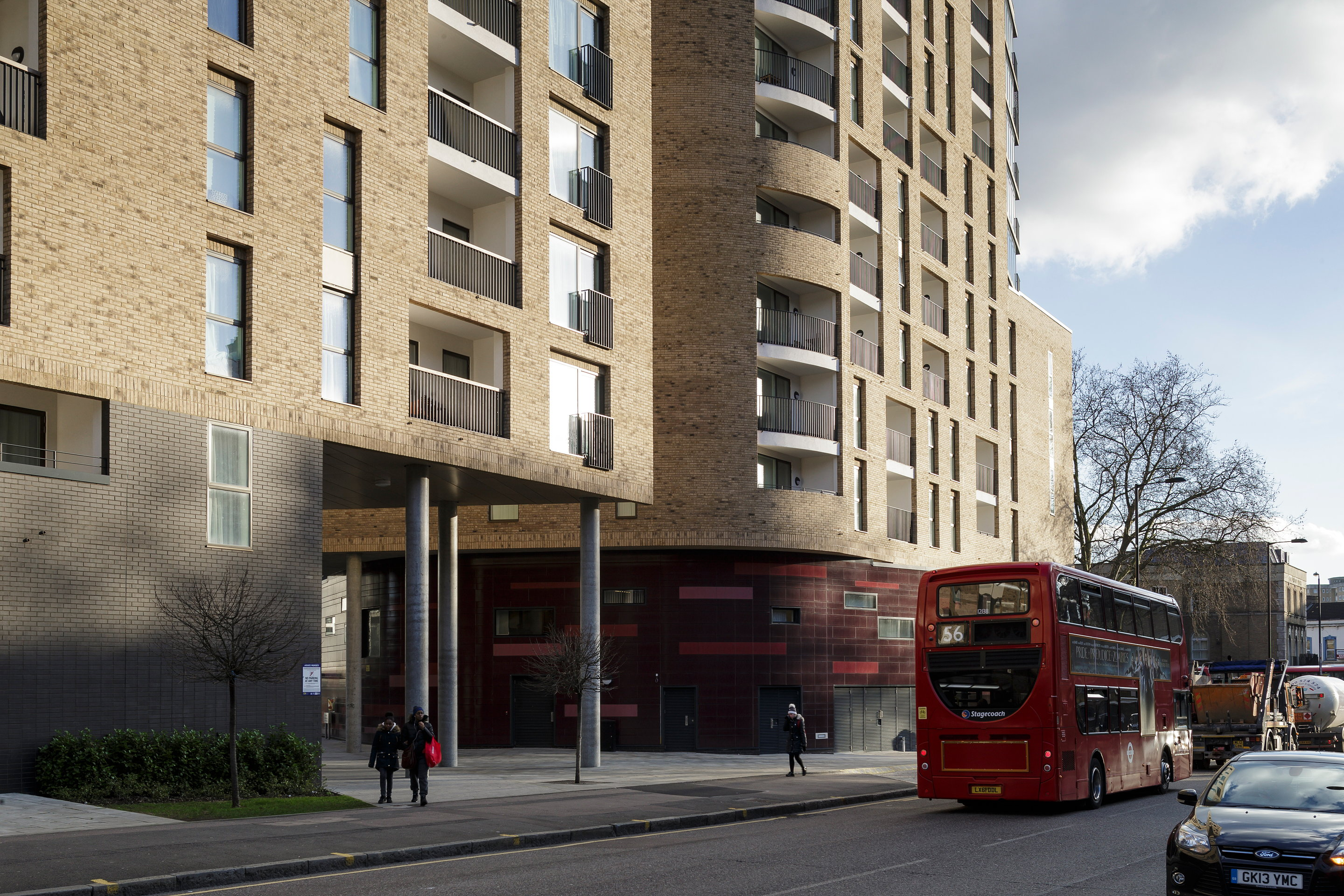 Pembury Circus Named Best Mixed Use Development at 2016 LEAF