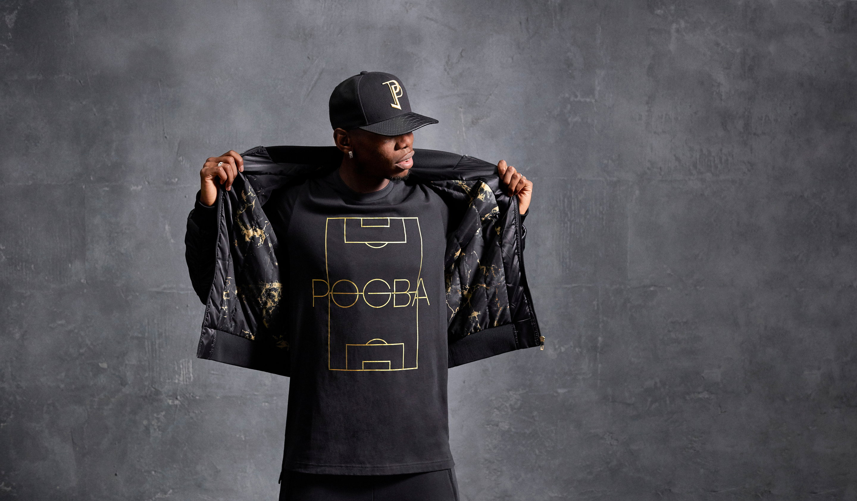 adidas Soccer x Paul Pogba Collection