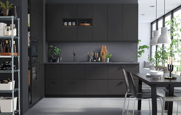IKEA Kungsbacka by Form Us With Love -> Kuchnia Castorama City