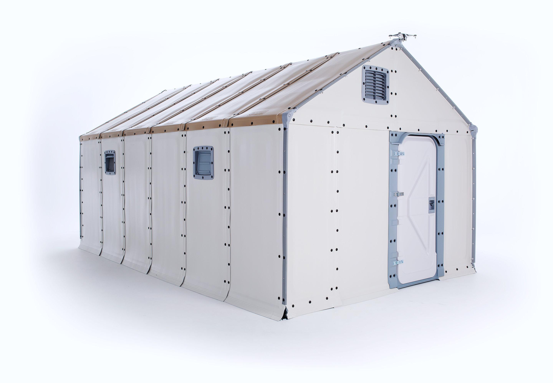 Image result for Refugee Shelter Named Best Design of 2016 by Design Museum