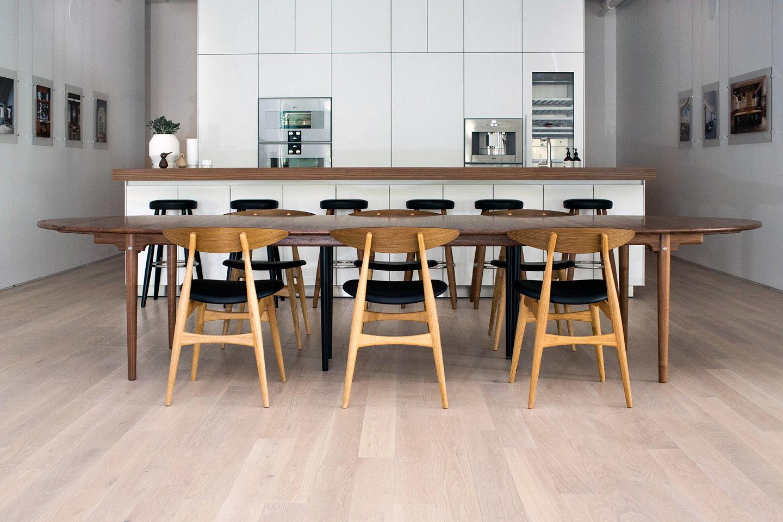 carl hansen son opens new york flagship. Black Bedroom Furniture Sets. Home Design Ideas