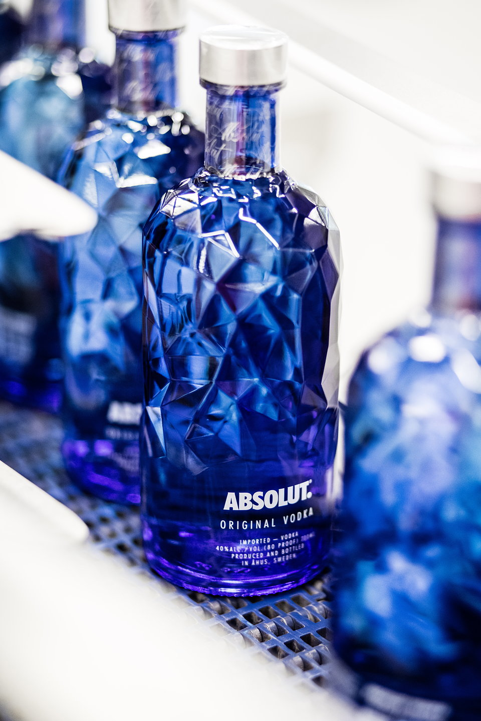 Absolut Facet Limited Edition Bottle
