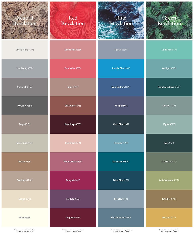 Color Trends Cin Releases 2017 Color Trends Catalogue