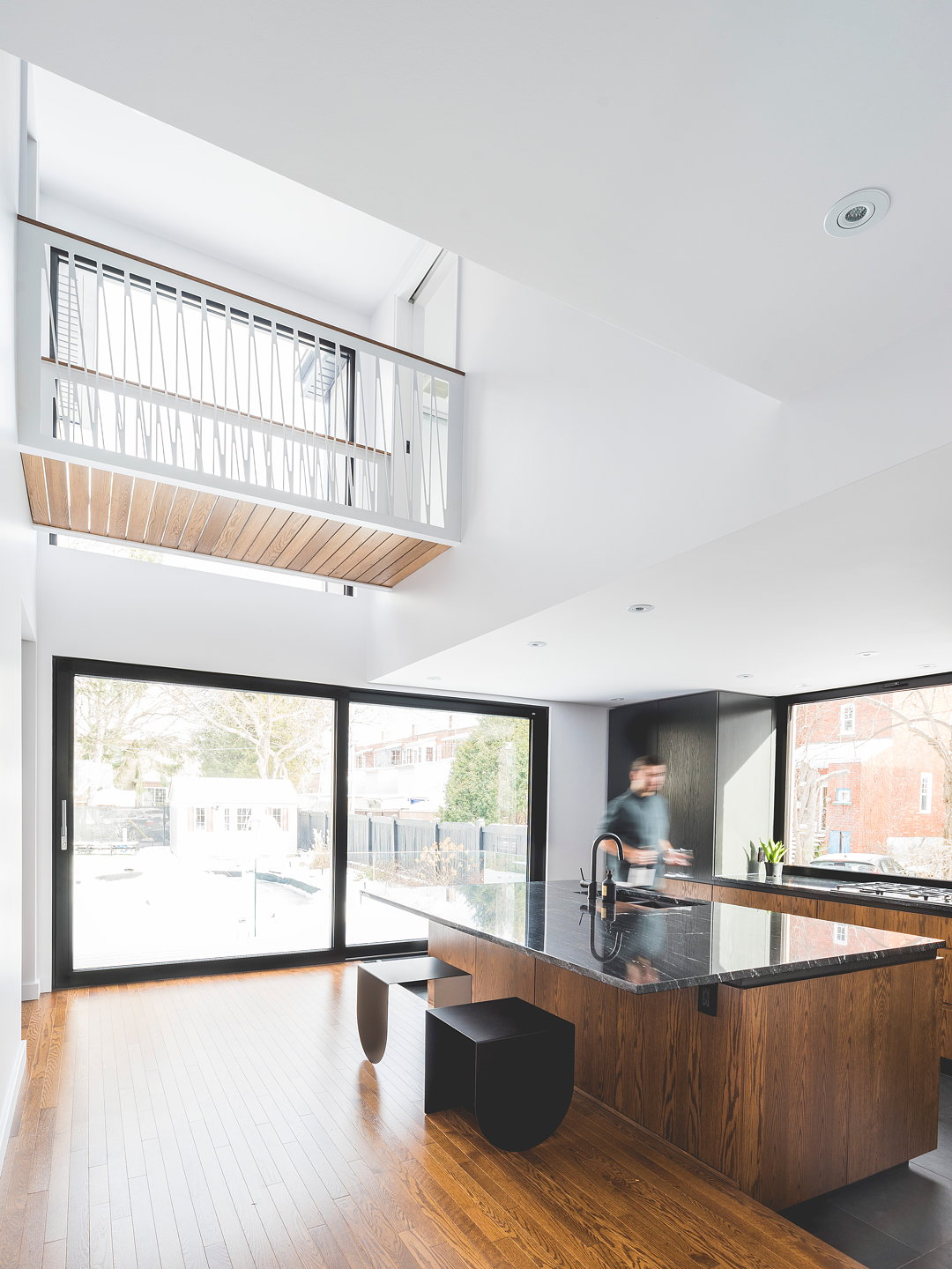 La cardinale by l mccomber architects for Designer interieur montreal