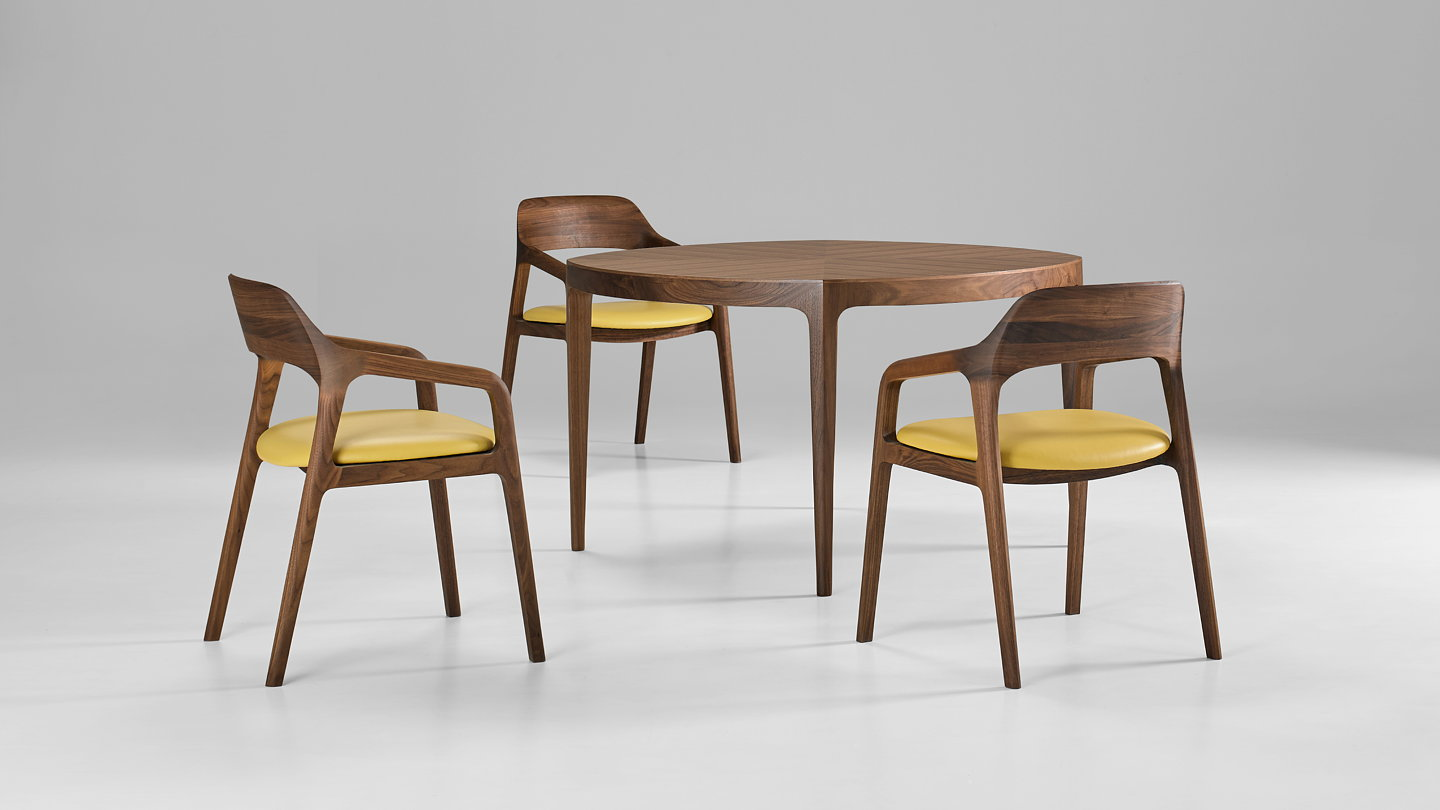 Bernhardt Design Launches Modern Family Collection By Noe