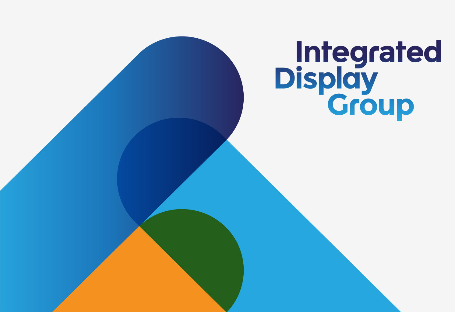 Integrated Display Group Identity