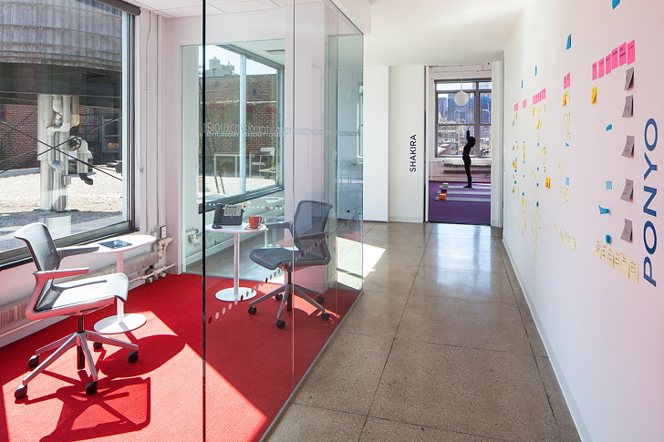 Jidk Renovates Intent Media S Nyc Office