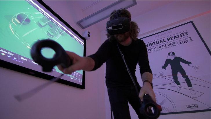 VR and Future of Car Design 01