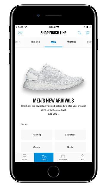 Finish Line App 02