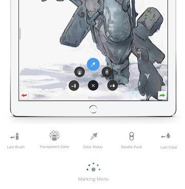 Autodesk SketchBook 4 for iOS 04