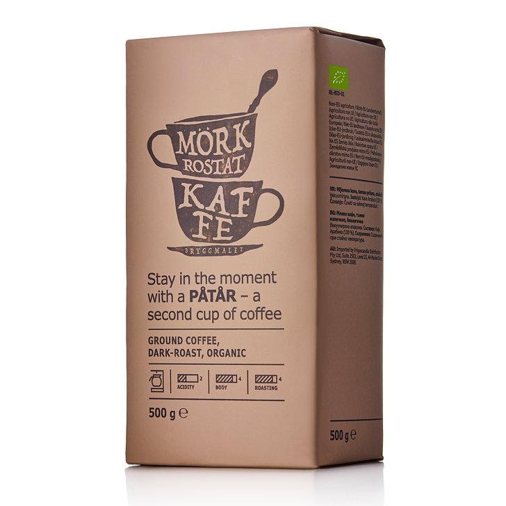 Ikea Wins 2017 Dieline Award For P 197 T 197 R Coffee Packaging