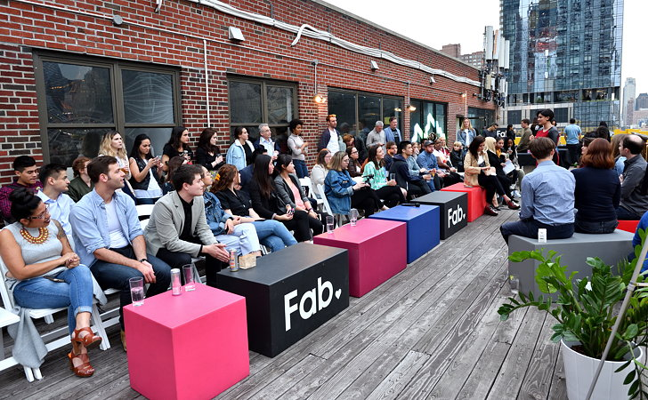 Fab x The Future of New Media
