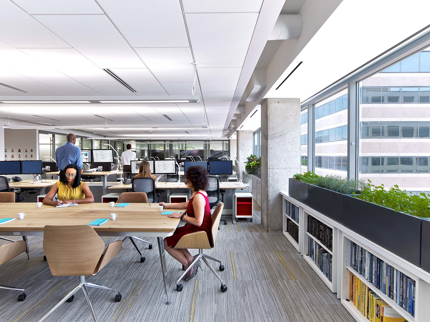 Asid Dc Office Named Healthiest Amp Greenest In The World