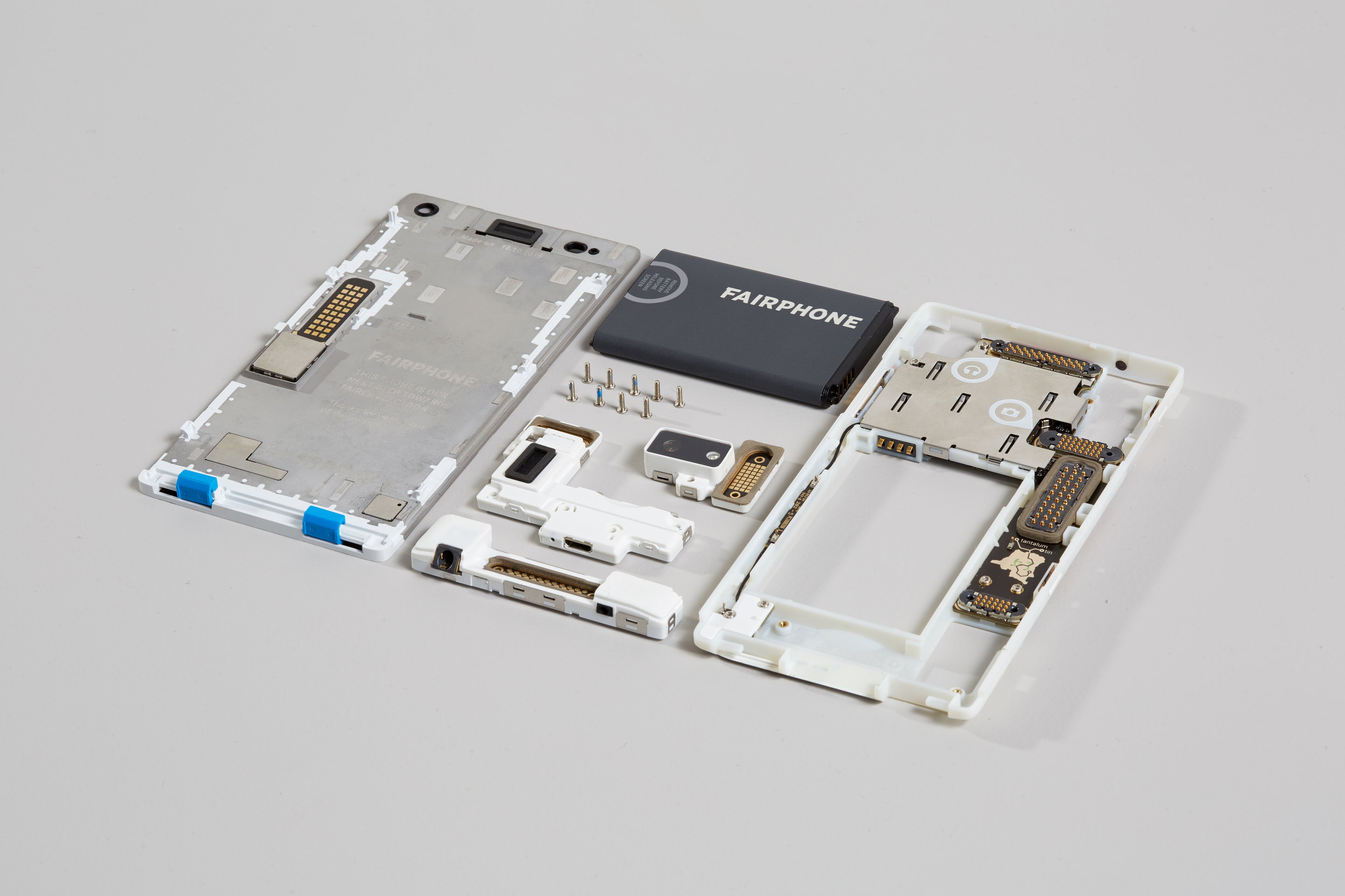 Fairphone 2 by Seymourpowell