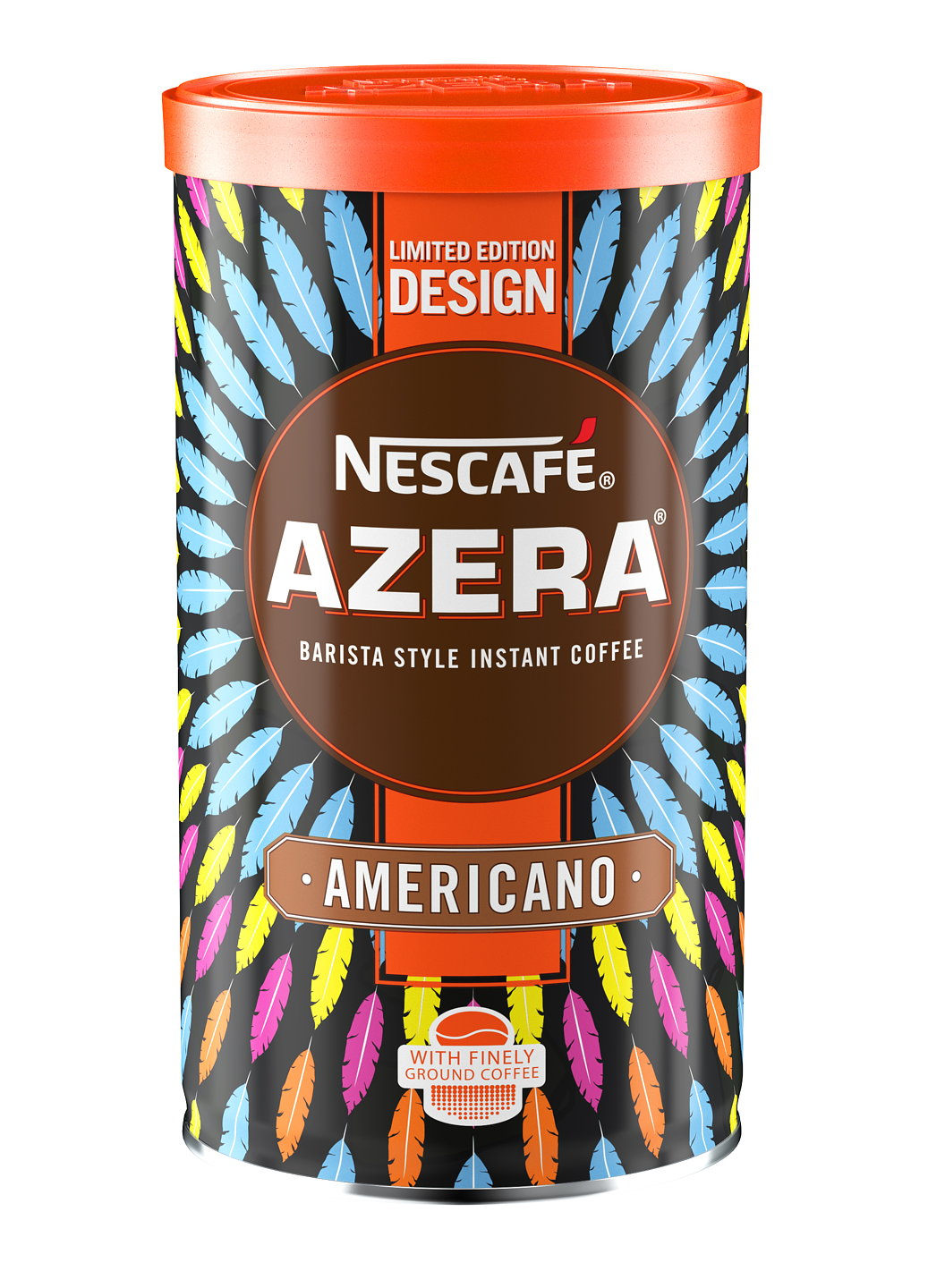 Limited Edition Birthday Collection: Nescafé Azera And Twelve Launch Range Of Iconic Tins