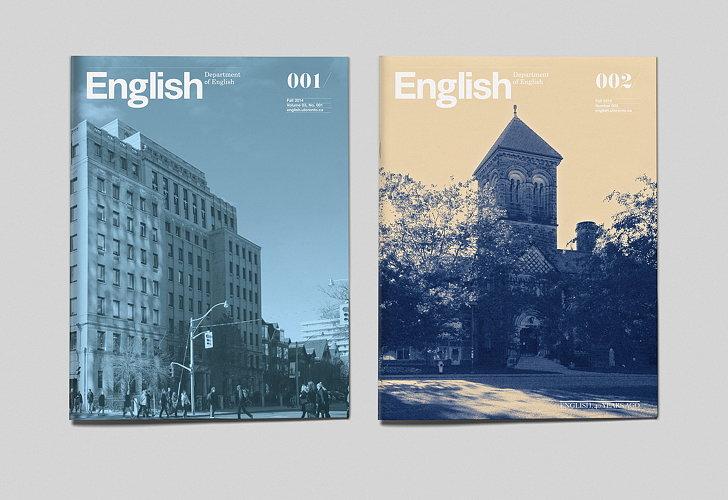 University of Toronto English Magazine 01
