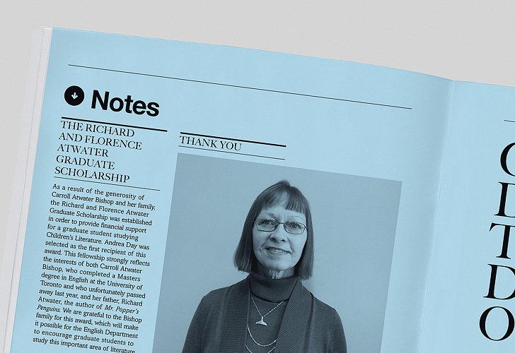 University of Toronto English Magazine 04