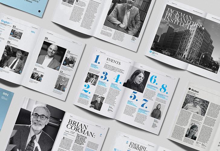 University of Toronto English Magazine 05